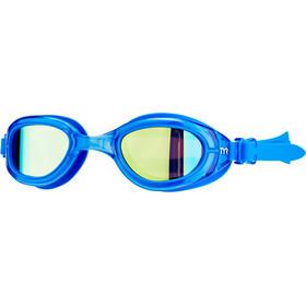 TYR Special Ops 2.0 Gafas Niños, gold/blue